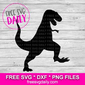 Free Dinosaur SVG