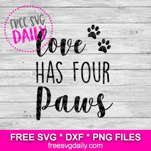 free dog svg