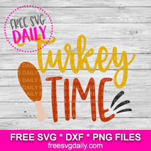 Thanksgiving SVG Free