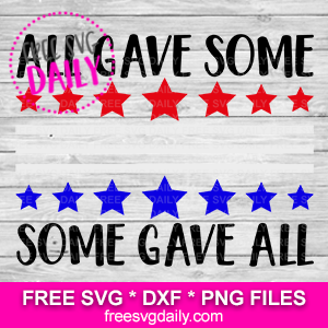 Memorial Day SVG Free