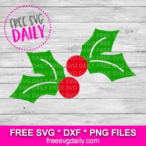 Mistletoe SVG