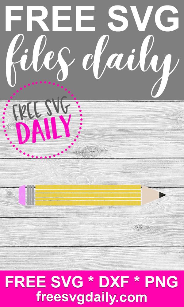 Pencil SVG Free