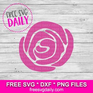 Free Rose SVG
