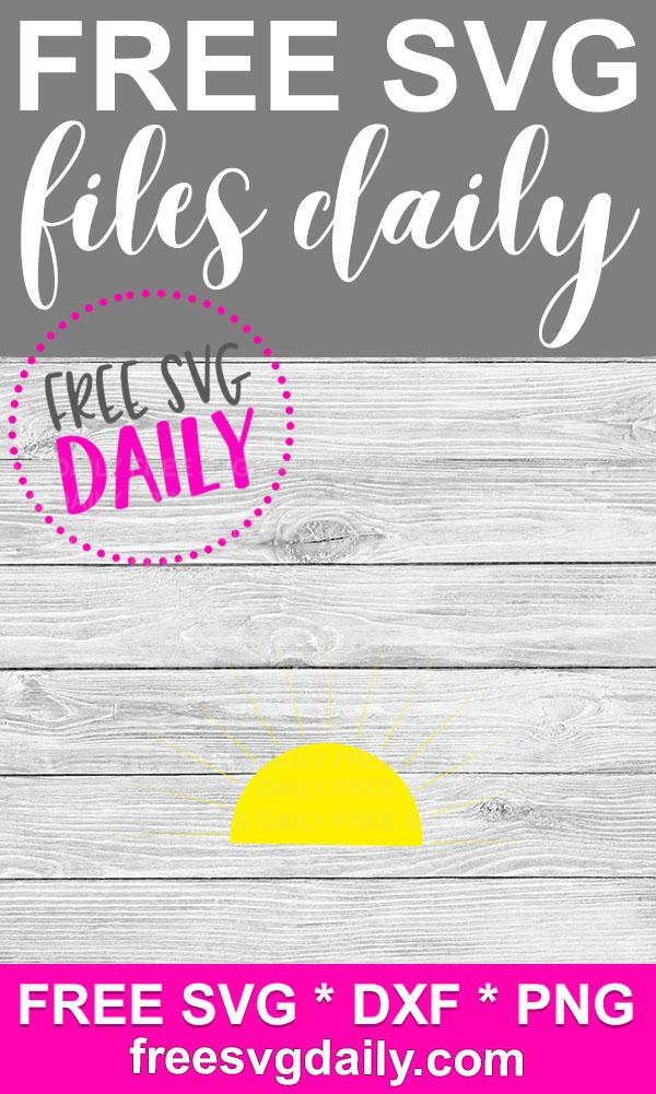 Sun SVG Free