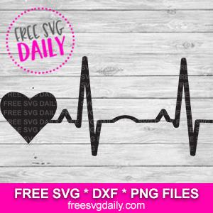 heartbeat svg free